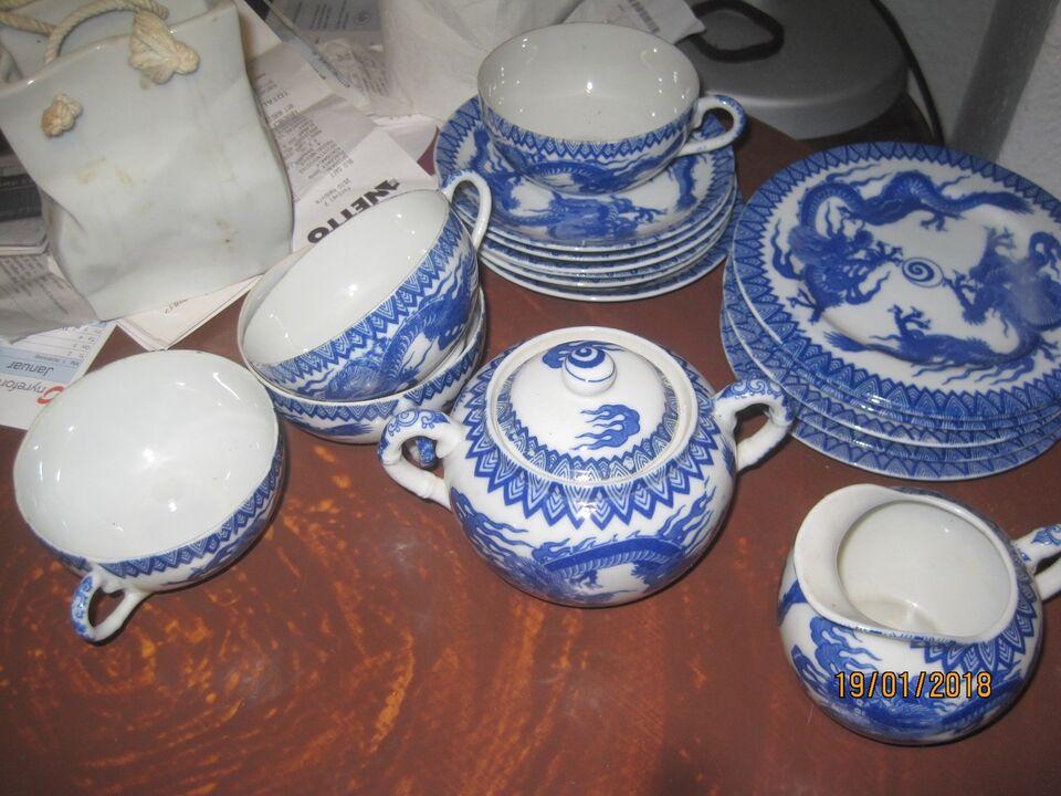 Porcelæn, Testel