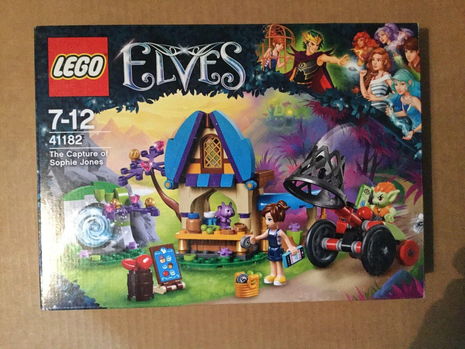 Lego Elfes capture de Sophie Jones retraité-Neuf Lego 41182