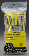 Woodland Scenics C1278 Talus Rock Debris - Fine -- Gray - 25 Cu In Bag