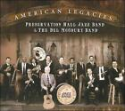 American Legacies [Digipak] by Del McCoury/Preservation Hall Jazz Band/The Del McCoury Band (CD, Apr-2011, McCoury Music)