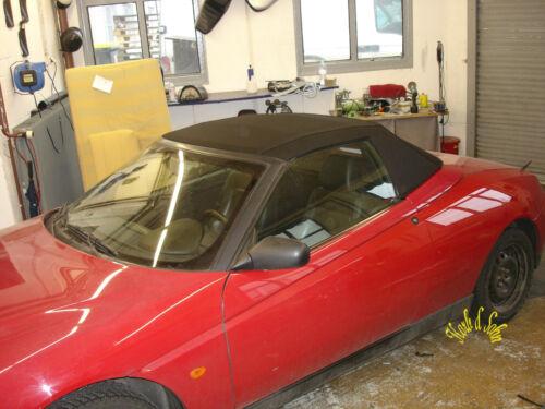 Alfa Romeo Spider 916 descapotable convertible instrucciones de instalación