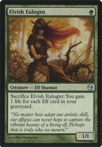 4x-Elvish-Eulogist-Light-Play-English-Duels-of-the-Planeswalkers-MTG-Magic
