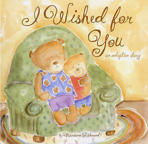 I-Wished-for-You-An-Adoption-Story-by-Marianne-Richmond-NEW-Book-Hardcover