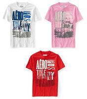Aeropostale Mens Aero Ny 42nd Street Taxi Cab Graphic Tee Shirt Sz L Xl Xxl 3xl