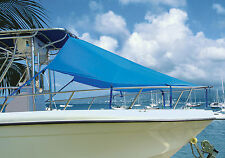 "Center Console T-Top Boat BOW SUN SHADE 6'L X 90""W"