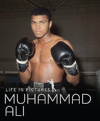 1 of 1 - Life in Pictures - Muhammed Ali,    Hardcover Book   Acceptable   9781445424613