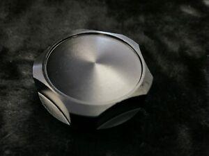 Uknest Huile Moteur Bouchon de Remplissage Radiateur Pour Nissan Aluminium Violet