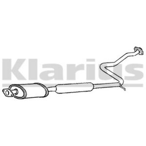1x KLARIUS OE Quality Replacement Middle Silencer Exhaust For BMW Petrol