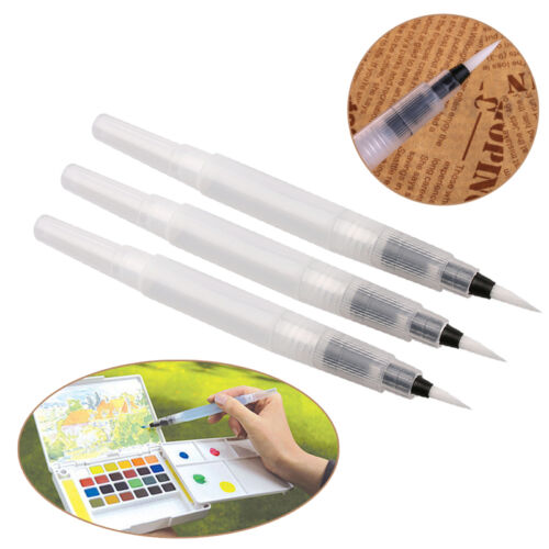 1//3X Pilot Ink Pen For Calligraphy Drawing Painting Water Brush Watercolor Tools