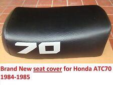 Honda ATC70 ATC 70 1984-1985  Brand New seat cover A98
