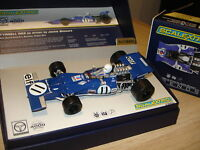 SCALEXTRIC C3655A GP LEGENDS TYRELL 003 SPANISH GP 1971 STEWART LIMITED EDITION