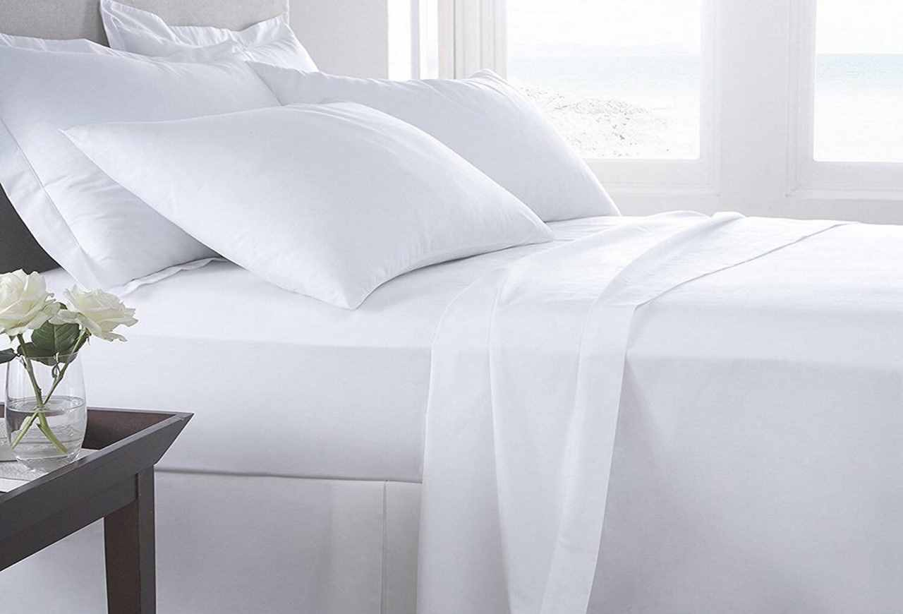 400 TC EGYPTIAN COTTON SATEEN FINISH DUVET COVER SINGLE DOUBLE KING S.KING