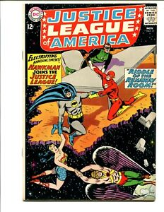 Justice-League-of-America-31-9-0-VF-NM-1964-CGC-it-Hawkman-joins-Hawkgirl-app
