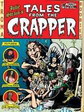 Tales From The Crapper Poster 01 Metal Sign A4 12x8 Aluminium