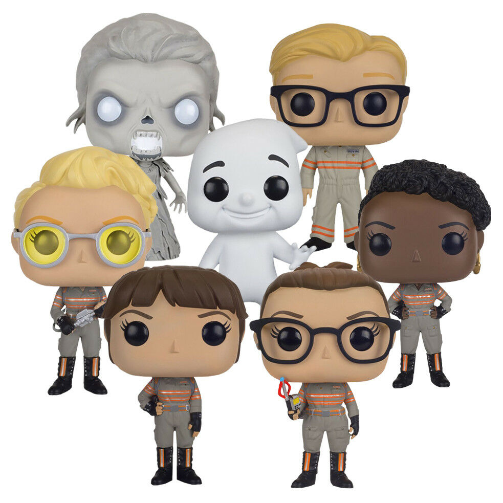 Ghostbusters - Who You Gonna Call Pop  Vinyl Bundle (Set of 7)