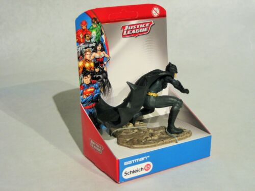 Comic Justice League Neuf emballage d/'origine 22503 Schleich figurine Batman genoux