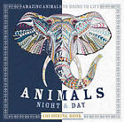 Animals Night & Day Colouring Book by Carlton Books Ltd (Paperback, 2016)