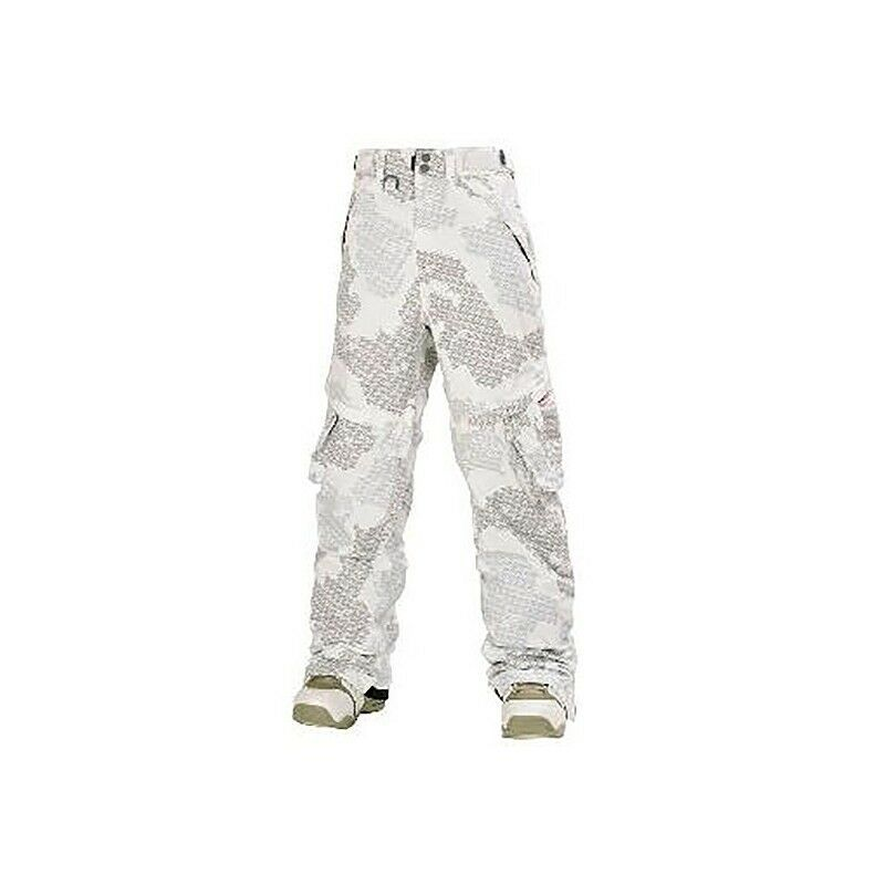 HORSEFEATHERS Mirage 3in1 Pant Weiß checker NEU