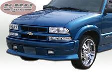 Chevy Blazer 95-04 EX Spec Style KBD Polyurethane Front Lip Body Kit