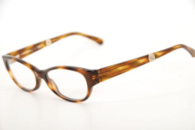 CHANEL Eyeglasses 3172 C502 51-16-135 Prescription Frames RX Made in ...