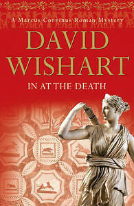 In-At-The-Death-David-Wishart-Used-Good-Book