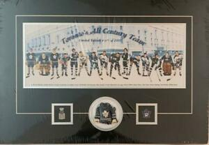"Toronto Maple Leafs ""All Century Team"" Limited Edition Print (New) Canada Preview"