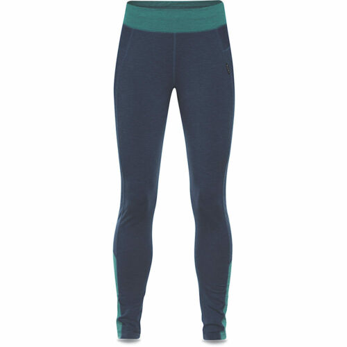 2016 Dakine Larkspur Woman's Base Layer MidnightSlate Teal