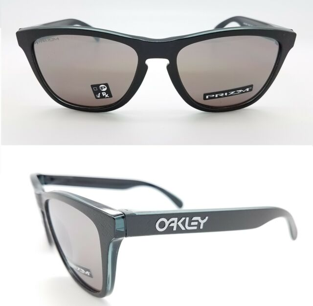 b81708abe5b66 Oakley Frogskins Prizm Black Square Sunglasses Oo9013 9013b8 55 for ...