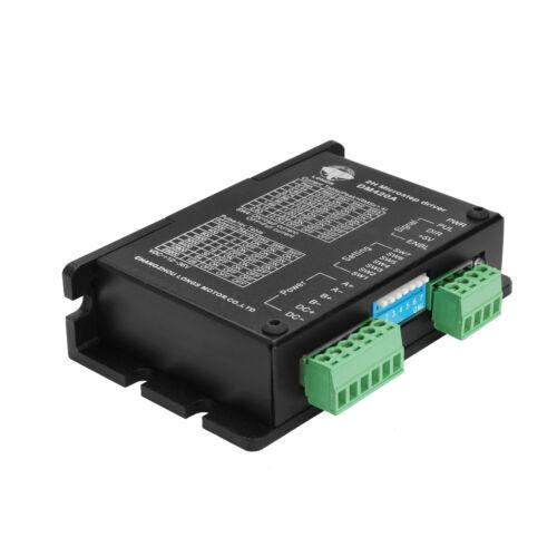 Controladora Cnc Controlador de motor gradual DM420A 1.7A 12-36VDC 128 micostep para Nema 17