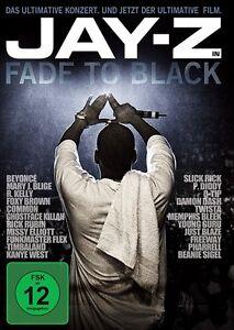 Mary-J-Brown-Foxy-Jay-Z-Blige-Jay-Z-Fade-to-Black-DVD-NUOVO-Paulson-Pat-Warren