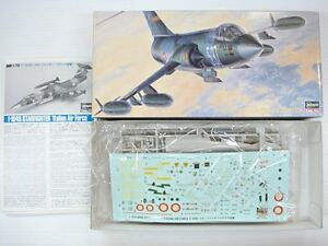 Hasegawa-02817-F-104S-F-104G-Starfighter-1-72-new-model-kit-new-sealed-in-cello