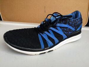 Details about Shoes ASICS Women's GEL-Fit Yui Athletic Black/Blue Size US 11.5 Excellent