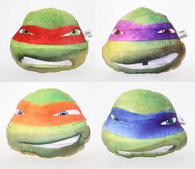 Teenage Mutant Ninja Turtles Plush Cushion Pillow 4 type home decorations Gift