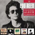 Original Album Classics [#2] by Lou Reed (CD, Aug-2008, 5 Discs, Legacy)