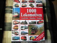 1000 Lokmotiven  aus aller Welt