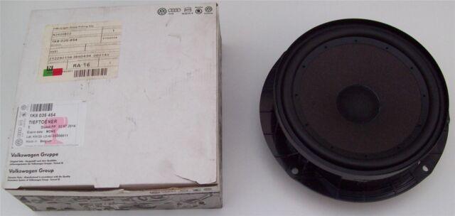 2006-2011 VW Volkswagen Passat Front Door Woofer Speaker 3C0035454 OEM NEW