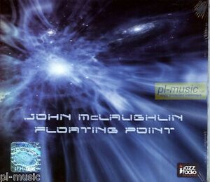 JOHN-MCLAUGHLIN-034-FLOATING-POINT-034-CD-digipack-sealed-from-Poland