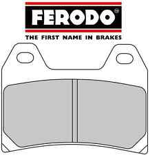 FERODO FDB2042EF pastiglie anter YAMAHA XJR 1200 1996