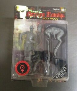 Marilyn Manson Holly Wood Version Fewture Jouets Japon Exclusif Moc Gv