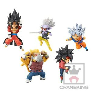 P Dragon Ball GT World Collectable Figure WCF vol.1 All 6 type set Japan F//S NEW