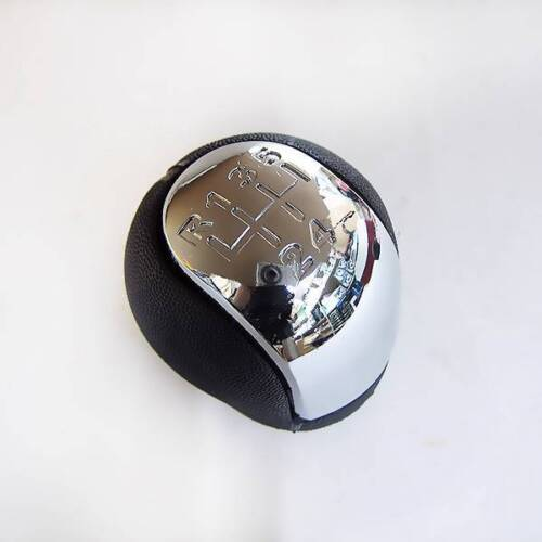 New 5 Speed Gear Shift Knob Chrome Fits Opel Vauxhall Vectra C B Astra G Combo