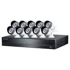 Samsung SDH-C75100 16 Channel 1080p HD 2TB Security System w/10 Cameras -1080p