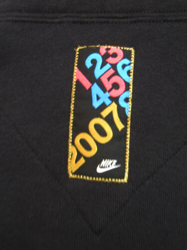 Annata Grande Giacche Nike Madrid Nuova 2007 Nero aYdqdSw