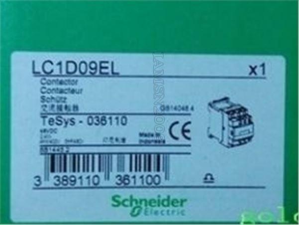 1 1 1 rebanadas nuevos lc1d09el dc48v BK 322019