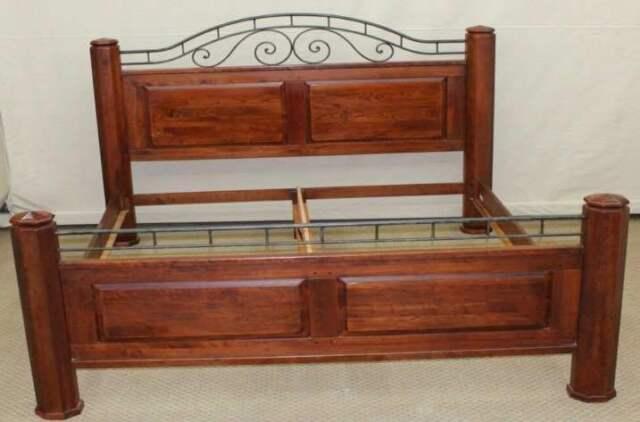 Bob Timberlake Cherry King Bed Made In, Bob Timberlake Used Furniture