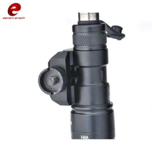 Element Airsoft M300W Strobe Scout Light KM1-A Tactical Flashlight Torch GBB LED