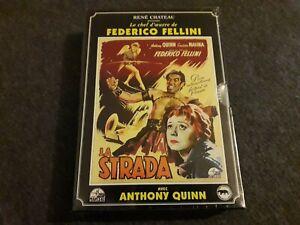 Federico-Felini-La-Strada-Les-Nuits-De-Cabiria-Coffret-2-DVD-SEALED