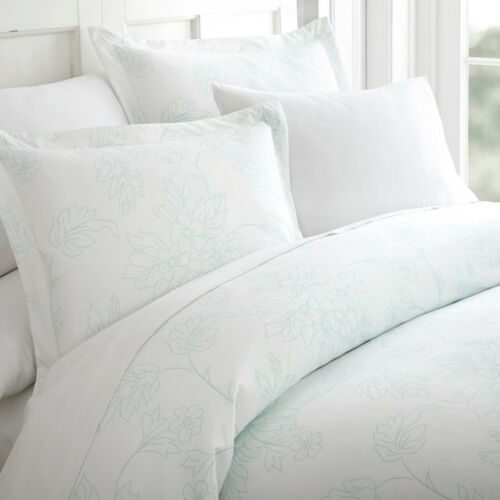 8 Beautiful Designs Hotel Luxury 3 Piece Patterned Duvet Cover Sets
