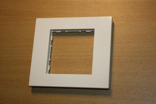 NEUwertig Hager kallysto.art 1-fach Rahmen in brillantweiss