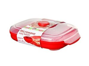 Sistema-Microwave-Easy-Bacon-28-7-x-21-9-x-7-cm-Red